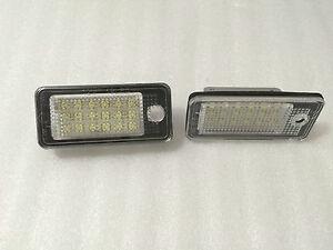 LAMPADE-LED-PER-MATRICULA-LUCI-DA-Matricula-Audi-Q7-4L-05-14-OMOLOGATO-E4-CE