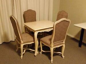 20 FRENCH PROVINCIAL LOUIS DINING CHAIRS FROM HOTEL. $ EA Brighton Bayside Area Preview