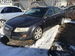 2005 Audi A6 Parting Out