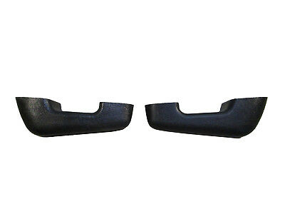 NEW 1957-1966 FORD Pickup TRUCK F100 F250 BLACK DOOR ARM RESTS