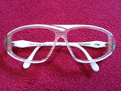 Vintage Brille von Cazal, mod. 187, 80er Jahre, Made in W.Germany