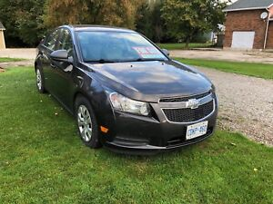 2014 Chevy Cruise $8,500 as is