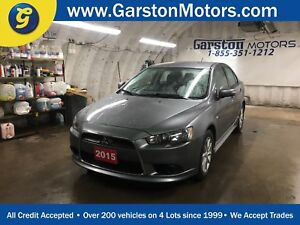 2015 Mitsubishi Lancer SE*CVT*PHONE CONNECT*TRACTION CONTROL*HEA