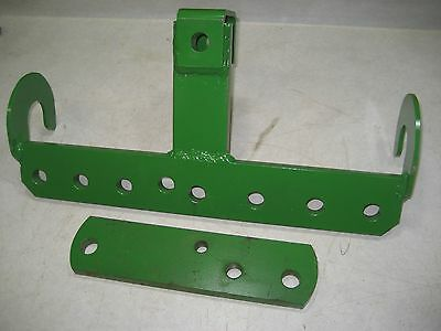 John Deere Tractor Model M-mt Clevis Bar W Extension Hitch