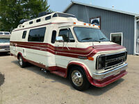 1988 Chevrolet Travelcraft 240 Class B+ Camper Van