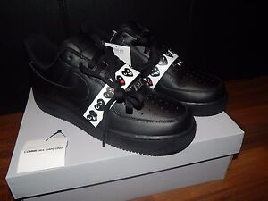 NIKE x COMME DES GARCONS CDG PLAY HOLIDAY EMOJI AIR FORCE 1 LOW UK9 US 10 RARE