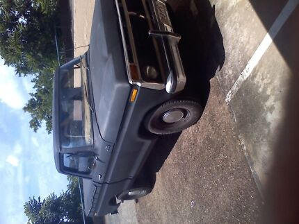 Ford F100 1973 Mount Julian Whitsundays Area Preview