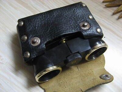 Бинокли и монокуляры Binocular theatrical leather