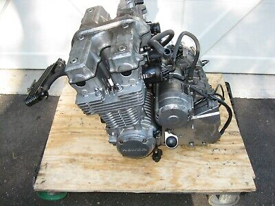 1991 91-93 Honda CB750 Nighthawk Engine Motor Mint 2K Miles Warranty Free Ship