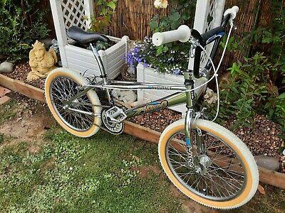 Haro Zippo Chrome BFD 8 SERIES Retro Vintage Bmx Bike
