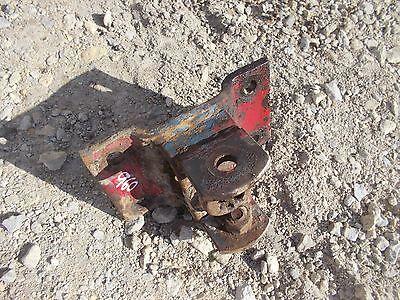 Ford 960 Tractor Original Swinging Draw Bar Drawbar Anchor Mount Bracket