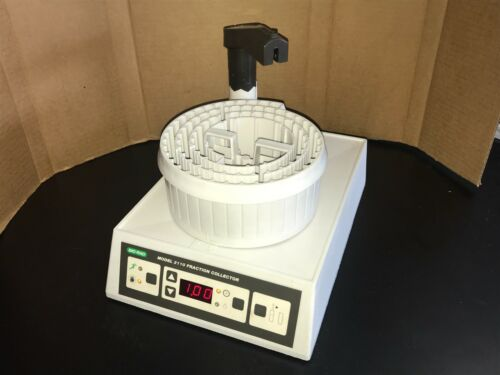 Bio-Rad Model 2110 Fraction Collector Time or Drop