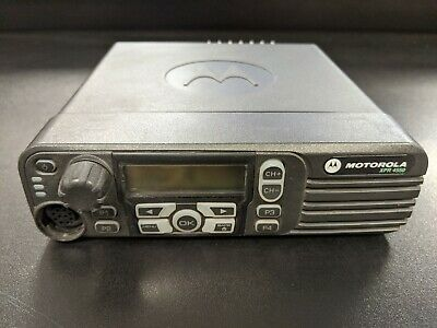 Motorola Xpr 4550 Uhf Connect Plus With Microphone