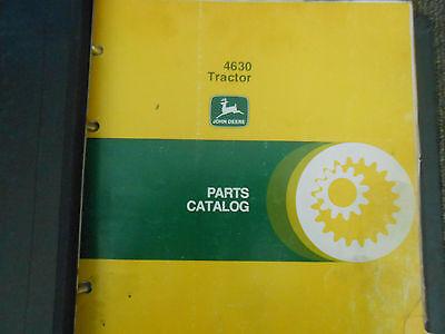 John Deere 4630 Tractor Parts Catalog In John Deere Black Roller-lok Binder