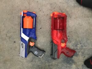 Nerf Strongarms