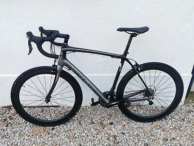 Trek Domane 58cm Carbon Road Bike, including £800 full-carbon wheels