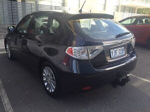 2007 Subaru Impreza RS manual hatchback Gungahlin Gungahlin Area Preview