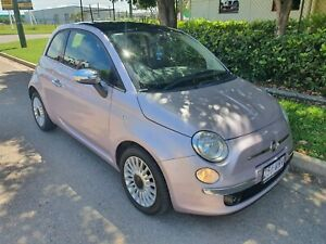 2014 Fiat 500 AUTO WITH REGO & RWC Mount Louisa Townsville City Preview