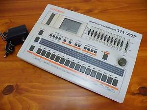 Roland TR-707 Rhythm Composer Toowoomba Toowoomba City Preview