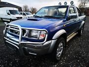 Nissan PICK UP 4WD 2,5TD KingCab+AHK+ZV/FB+Airbag+Servo