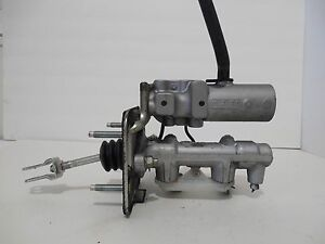 LEFT ELECTRIC BRAKE BOOSTER w/ MASTER CYLINDER LEXUS RX450 138110-10510 L404K40