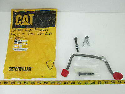 Cat Caterpillar High Pressure Oil Tube Assembly Part No 229-8868 New Old Stock T
