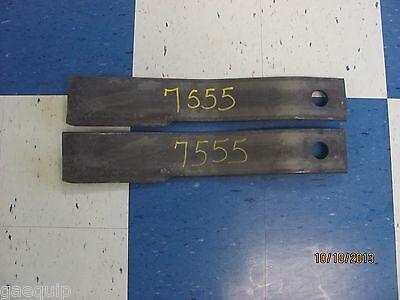 Bush Hog Rb60 Sq60 105 1126 1226 126 275 255 266 285 305 Bush Hog 7555 Blades