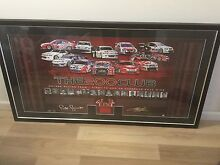 Holden Racing Team 200 Club framed Parkwood Canning Area Preview