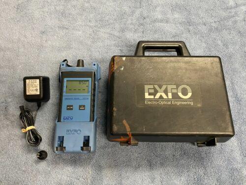 EXFO Fiberoptic Tester FOT-10A Optical Power Meter P/N FOT-12AX