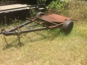 6x4 Trailer frame project $80