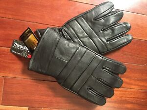 Men's genuine leather gloves *new*