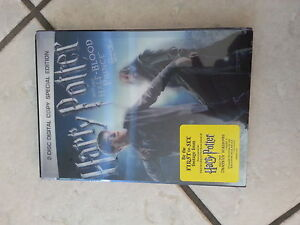 New in wrapper Harry Potter movie dvd