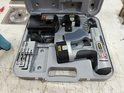 Senco Duraspin Ds200 14.4 V Cordless Screwgun Drill Power Tool Great Condition