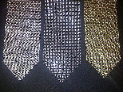 Rhinestone Bling Sparkle Silver Gold Wedding Table Runner TableRunner ()