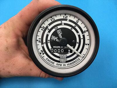 Ford Tractor Proofmeter Tachometer Tach Gauge 600 601 701 800 801 900 C3nn17360n