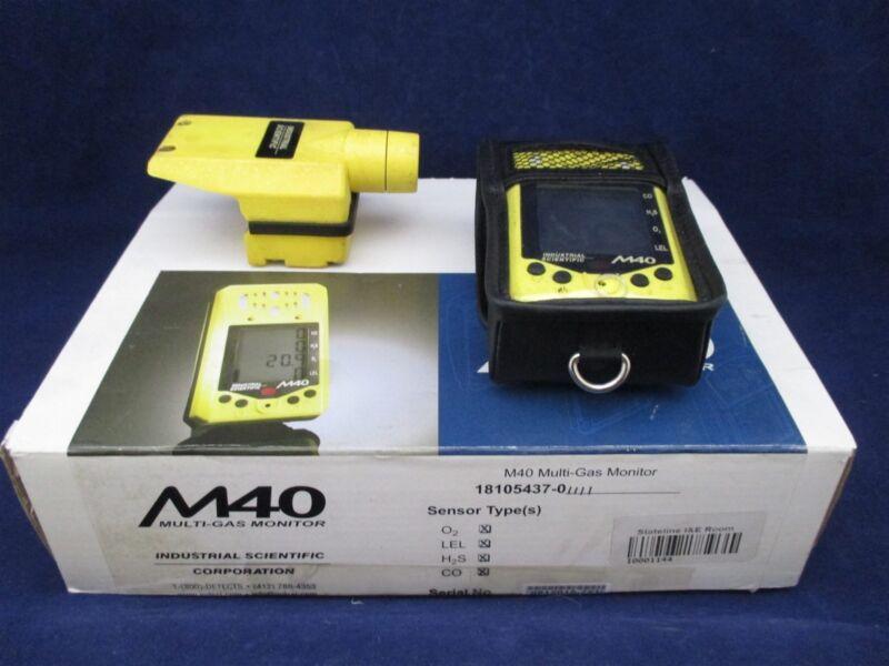 Industrial Scientific M40 18105437-01111 Multi-Gas Monitor