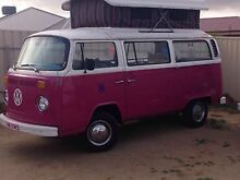 1973 VW KOMBI Campervan Project Mannum Mid Murray Preview