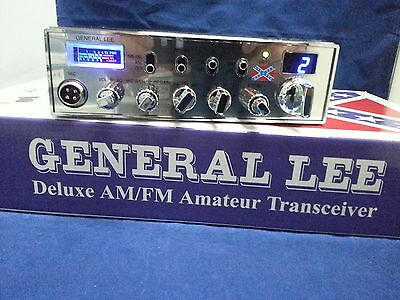 General Lee 10 Meter/Amatuer Radio/Tranceiver, NEW!! PRO TUNED & ALIGNED on Rummage