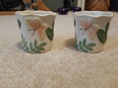 Yankee Candle Butterfly Votive Holders Set of 2
