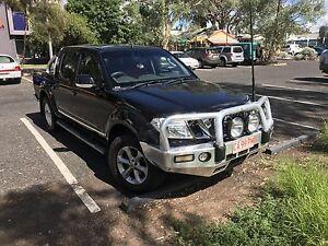 2013 Nissan Navara Ute Alice Springs Alice Springs Area Preview