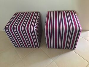New condition foot stools Warnbro Rockingham Area Preview