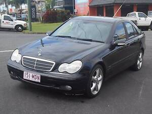 2004 Mercedes-Benz C180 Sedan Bungalow Cairns City Preview
