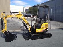 Yanmar Vio17 Mini Excavator,1.7 Ton  BRAND NEW Arundel Gold Coast City Preview