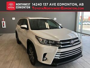 2017 Toyota Highlander XLE | AWD | Backup Cam | Heat Seats | Moo