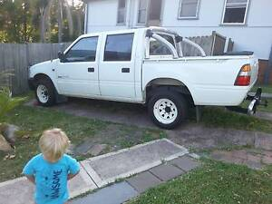 1998 Holden Rodeo Ute Windale Lake Macquarie Area Preview