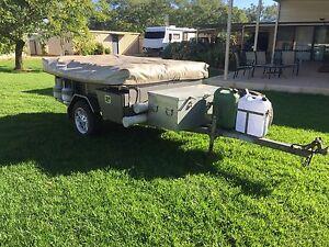 Camper trailer Oakford Serpentine Area Preview