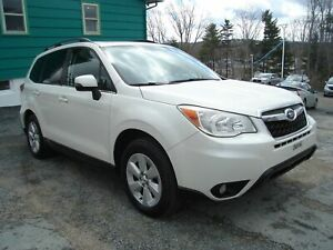 2014 Subaru Forester ONE OWNER - ONLY 46KM! - LIMITED PACKAGE -