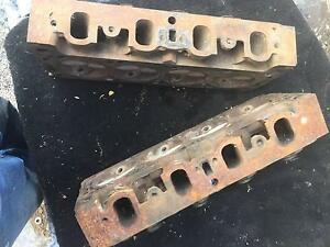 Ford 351 Cleveland Cylinder Heads S/S seats suit LPG Mudgee Mudgee Area Preview