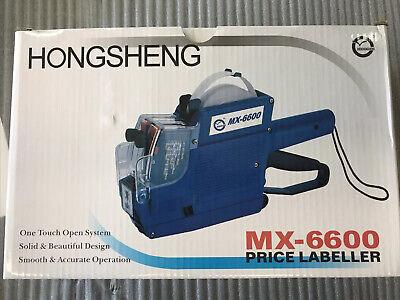 Hongsheng Mx-6600 Price Labeller New