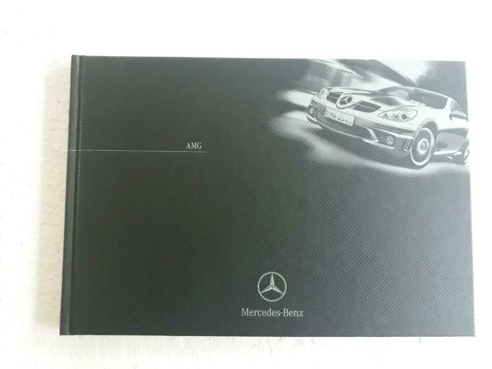AMG - Mercedes Prospekt in Hamburg